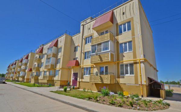 1-комнатная квартира с автономным отоплением в Волоколамске